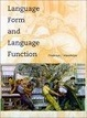 Cover of Language Form and Language Function