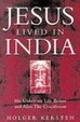 Cover of Jesus Lived in India