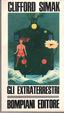 Cover of Gli extraterrestri