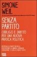 Cover of Senza partito