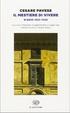 Cover of Il mestiere di vivere