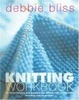 Cover of Debbie Bliss Knitting Workbook
