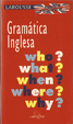 Cover of Gramática inglesa