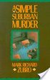 Cover of A Simple Suburban Murder