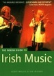 Cover of The Rough Guide to Irish Music