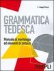 Cover of Grammatica tedesca