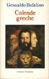 Cover of Calende greche