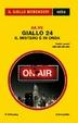 Cover of Giallo 24 : Il mistero è in onda