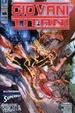 Cover of Giovani Titani #10