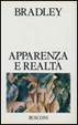 Cover of Apparenza e realtà