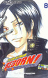 Cover of Tutor Hitman REBORN! 8