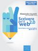 Cover of Scrivere per il web 2.0