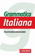 Cover of Grammatica italiana