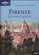 Cover of Firenze. Itinerari d'autore