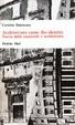 Cover of Architettura come dis-identità