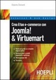 Cover of Crea il tuo e-commerce con Joomla! & Virtuemart