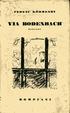 Cover of Via Bodenbach