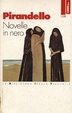 Cover of Novelle in nero