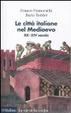 Cover of Le città italiane nel Medioevo