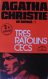 Cover of Tres ratolins cecs