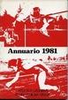 Cover of Atletica leggera Friuli-Venezia Giulia : Annuario 1981