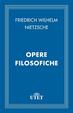 Cover of Opere filosofiche