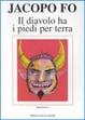 Cover of Il diavolo ha i piedi per terra