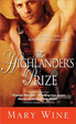Cover of The Highlander's Prize