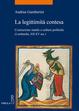 Cover of La legittimità contesa