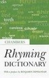 Cover of Chambers Rhyming Dictionary