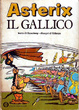 Cover of Asterix il gallico