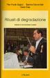 Cover of Rituali di degradazione