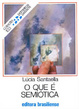 Cover of O Que é Semiótica