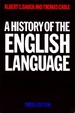 Cover of A History of the English Language
