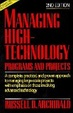 Cover of Managing high-technology programs and projects