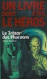 Cover of Le trésor des pharaons