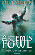 Cover of Il morbo di Atlantide. Artemis Fowl