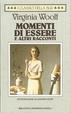 Cover of Momenti di essere e altri racconti