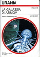 Cover of La galassia di Asimov