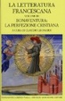 Cover of La letteratura francescana - vol. III