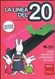 Cover of La linea del 20. Metodo analogico per l'apprendimento del calcolo. Con strumento