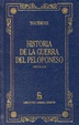Cover of Historia de la guerra del Peloponeso