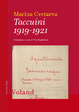 Cover of Taccuini 1919-21