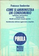 Cover of Come si amministra un condominio