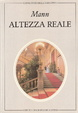 Cover of Altezza reale