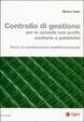 Cover of Controllo di gestione per le aziende non profit, sanitarie e pubbliche