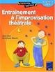 Cover of Entraînement à l'improvision théâtrale