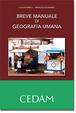 Cover of Breve manuale di geografia umana