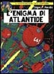 Cover of L' enigma di Atlantide
