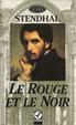 Cover of Le rouge et le noir